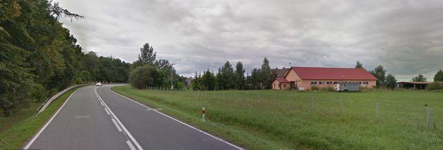 Hala Magazyn 300m2 przy drodze krajowej Pisz - Orzysz