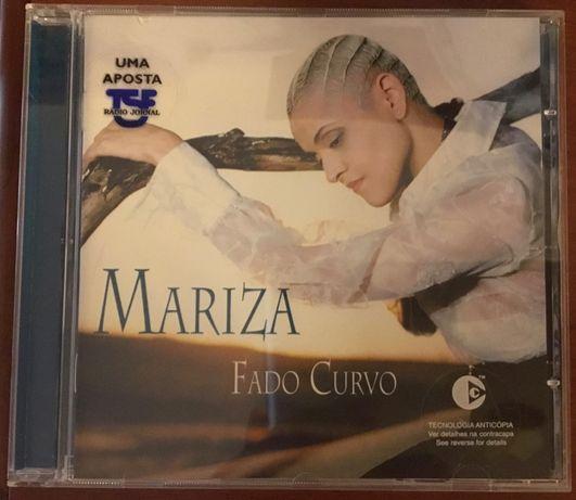 """CD """"Fado Curvo"""" de Mariza"""