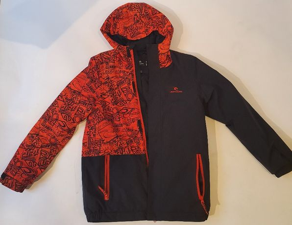 Komplet kurtka + spodnie RIP CURL, snowboard/narty dla nastolatka!!!