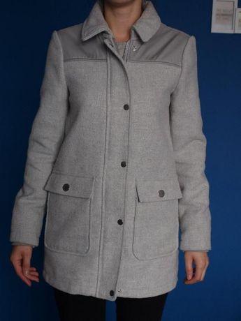 Płaszcz, C&A, elegancko-sportowy, wyprzedaż szafy!