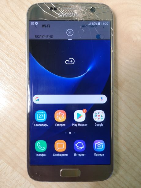 Смартфон Samsung Galaxy S7 G930F (95359) Уценка