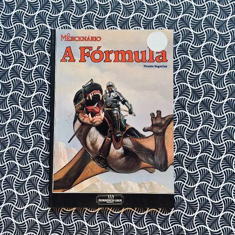 O Mercenário: A Fórmula - Segrelles