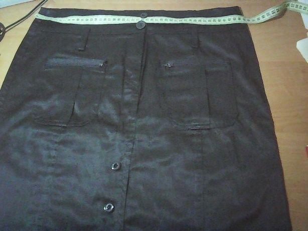 Класснючая юбка талия 44,5- 45 см