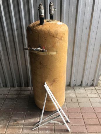 Bojler ogrzewacz wymiennik 140 litrow