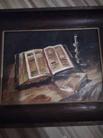 Obrazy malowane xx