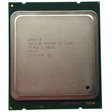 Processador Xeon E5-2650 8 cores e 16 threads