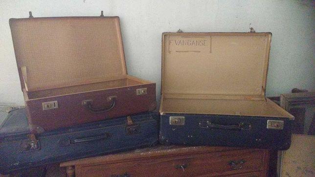 Malas Viagem Vintage