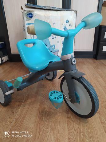 Велосипед коляска 2 в 1