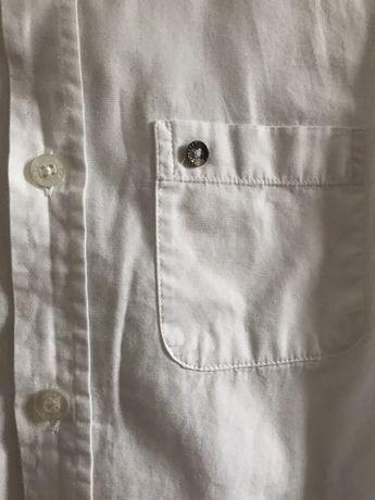 Mexx biała elegancka koszula 134 8-9 lat
