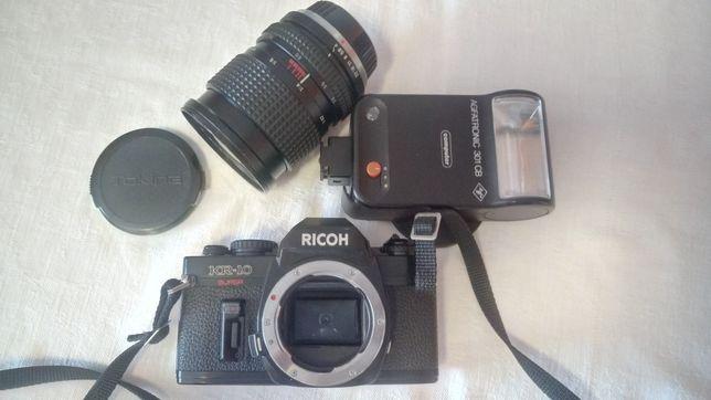 Ricoh KR - 10 Super - máquina fotográfica
