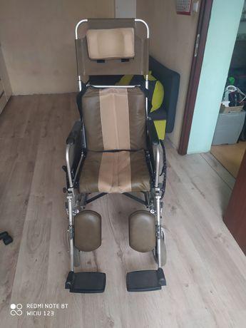 Sprzedam aluminiowy wózek inwalidzki