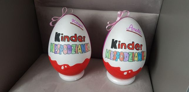 Jajko niespodzianka+ imię dziecka