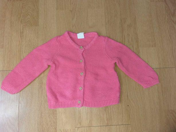 Sweterek h&m . 68