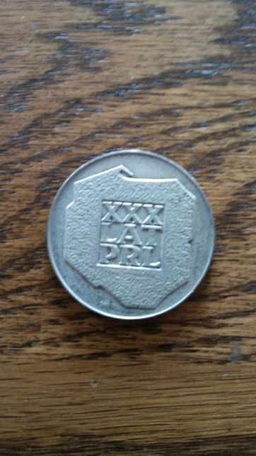 Moneta srebro 200 zł z 1974r