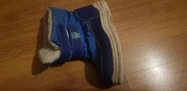 Śniegowce buty zimowe 5-10-15