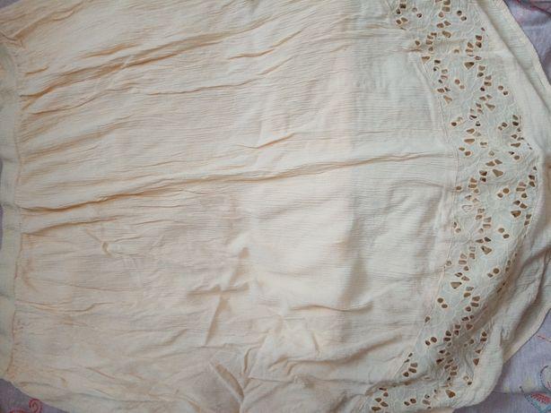 Женская летняя юбка.