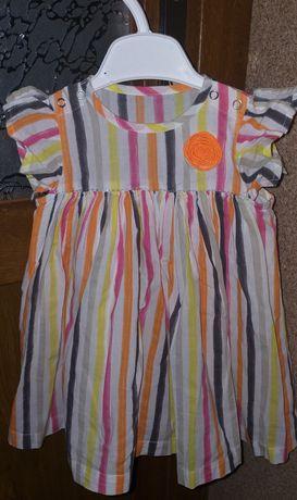 Плаття для дівчаток. Розміри від народження до 9 місяців