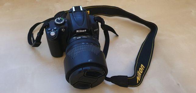 Aparat Nikon D5000 w dobry stanie