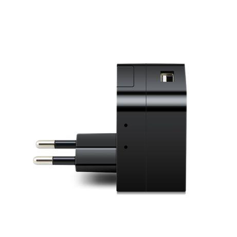 camera 1080 carregador USB telemovel tablet oculta escondida disfarçad