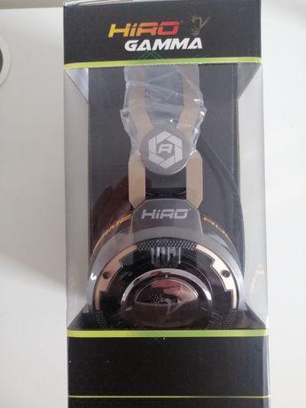 Słuchawki gamingowe HIRO GAMMA 5.1
