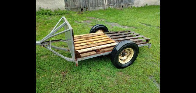 Platforma sadownicza Przyczepa rolnicza Wózek