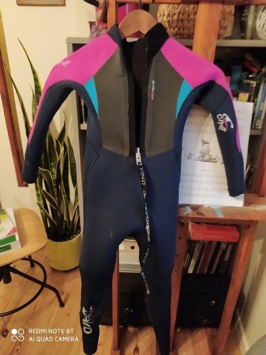Pianka zimowa do pływania dla dzieci O'Neill Sopot - image 1