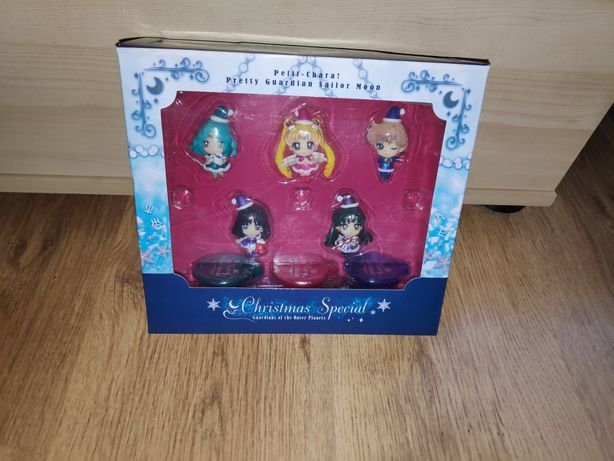 Zestaw figurek świątecznych Sailor Moon