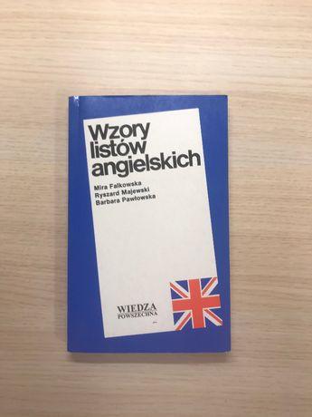 Wzory listów angielskich - Business english - Matura FCE, CAE, LCCI