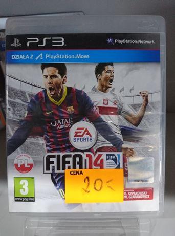 Gra na PlayStation 3 Fifa14 EASports