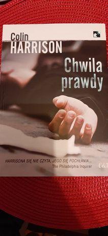 Książka Colin Harrison Chwila Prawdy