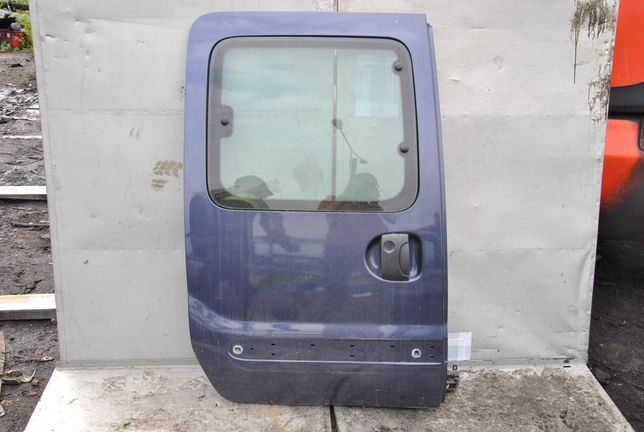 Drzwi prawe przesówne Renault Kangoo 1 lift