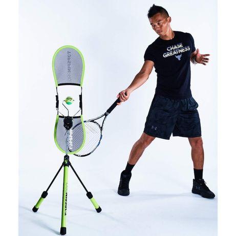 Тренажер для большого тенниса TOPSPINPRO теннисный тренажёр TOPSPIN