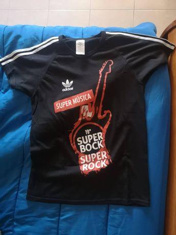 T-shirts Festivais de música