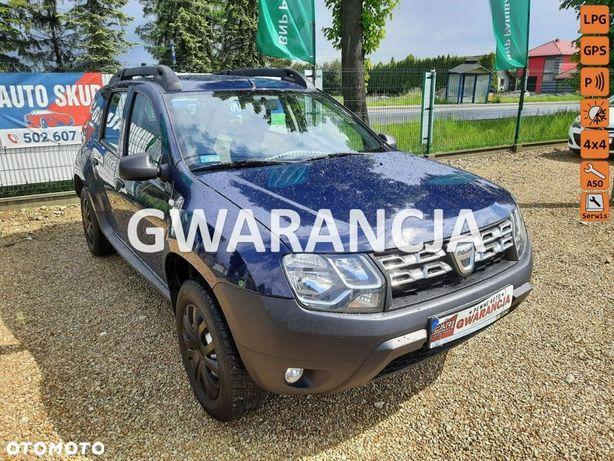 Dacia Duster bezwypdkowy * 4X4 * klima*LPG*krajowa *