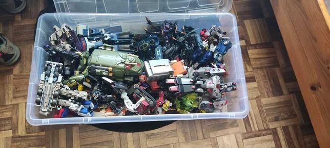 Lote de Transformers. Preços na descrição
