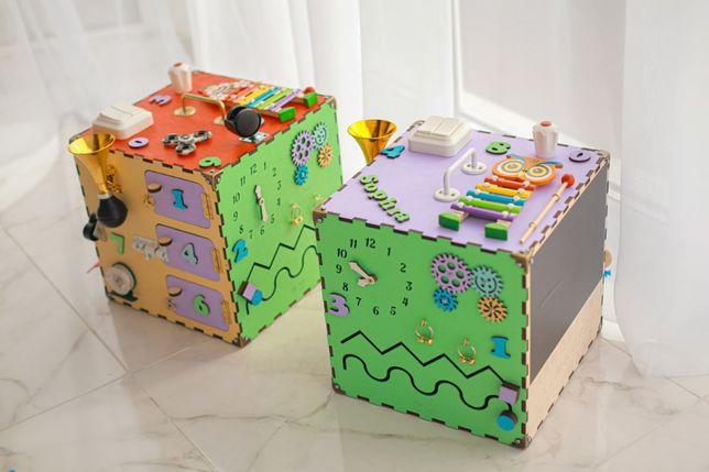 Хит продаж! Бизикуб куб кубик бизиборд купить в Украине