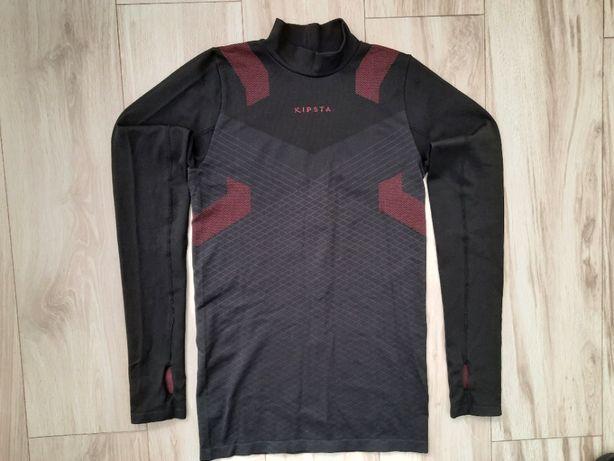 Bluza termoaktywna ciepła Kipsta, wzr. ok. 160 cm, 14 lat