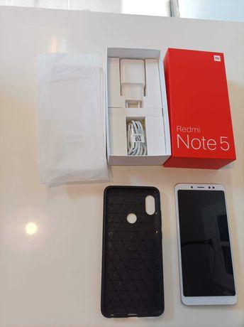 Xiaomi Redmi Note 5 3/32GB- jak nowy