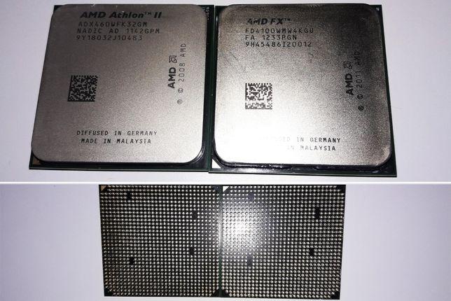 Процессор FX-4100 , AMD Athlon II X3 460