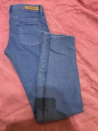 Nowe dżinsy, błękitne, roz.36, Zara
