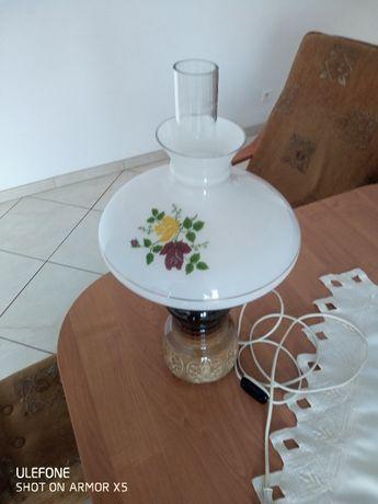 --Stara lampka --