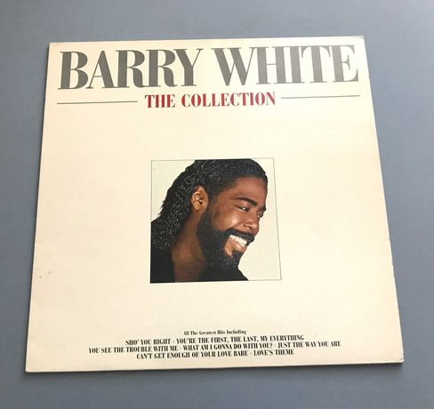 Barry White – The Collection LP