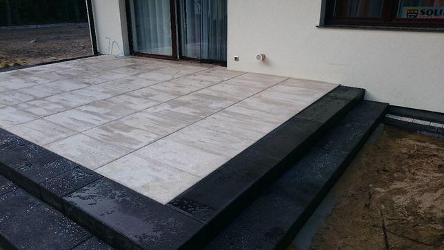 Kostka brukowa układanie profesjonalna obsługa granit