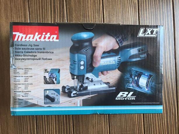 Аккумуляторный лобзик Makita DJV 181 Z