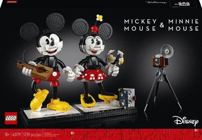 Конструктор LEGO Disney Микки Маус и Минни Маус 1739 деталей