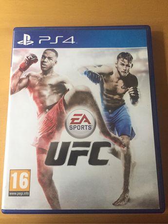 Jogo PS4 Usado - UFC