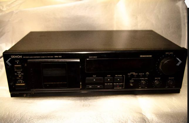 Denon DRM 550 deck