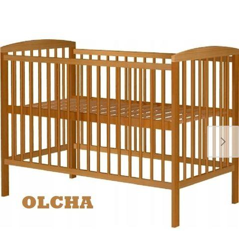 120x60 olcha łóżeczko plus pościel i baldachim