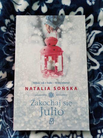 """""""Zakochaj się Julio"""" Natalia Sońska"""
