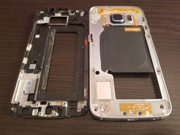Korpus ramka obudowa Samsung Galaxy s6 edge s 6 stan bdb
